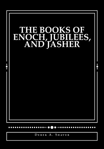 9781490930497: The Books of Enoch, Jubilees, and Jasher
