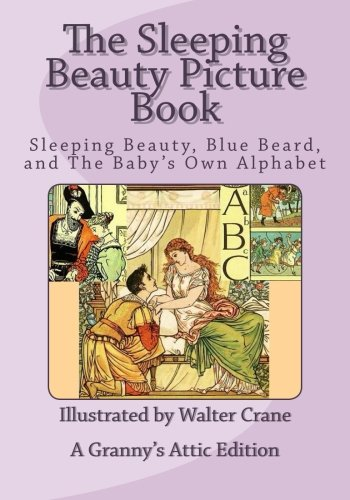 The Sleeping Beauty Picture Book: Sleeping Beauty,: Anonymous