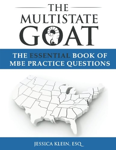 The Multistate Goat: The Essential Book of: Klein, Jessica