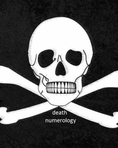 9781490946689: Death Numerology