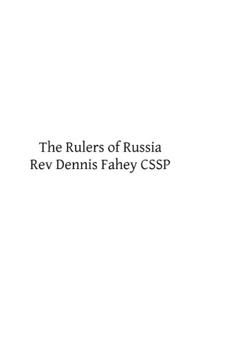 9781490947884: The Rulers of Russia