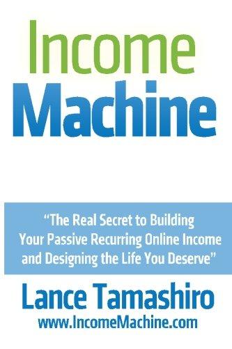 9781490954370: Income Machine