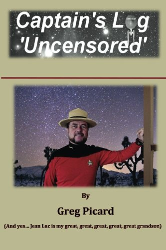 9781490957487: Captain's Log - Uncensored