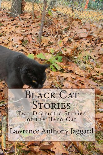 9781490960654: Black Cat Stories: Two Dramatic Stories of the Hero Cat