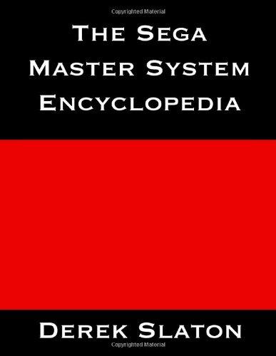 9781490961217: The Sega Master System Encyclopedia (B&W Edition)