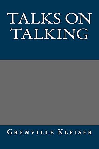 9781490963556: Talks on Talking