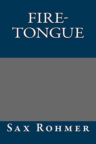 9781490964270: Fire-Tongue