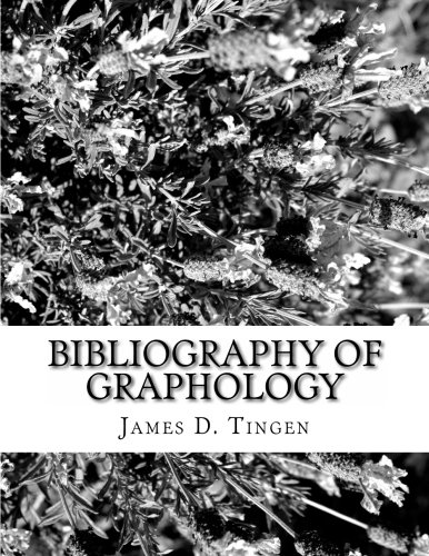9781490964973: Bibliography of Graphology and Related Sciences