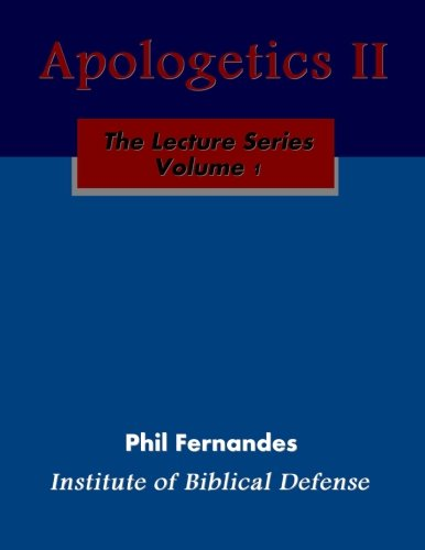 9781490972503: Apologetics II (The Lecture Series)