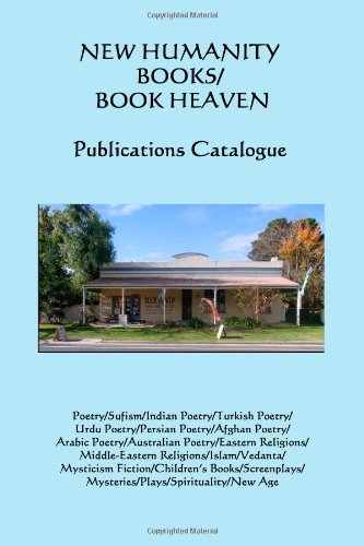 9781490978451: New Humanity Books/Book Heaven Publications Catalogue