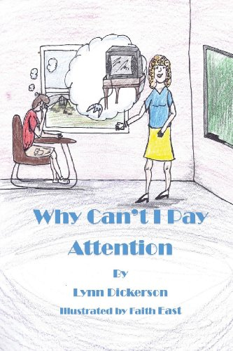 9781490985459: Why Can't I Pay Attention?: Kids With Attention Deficit Disorder