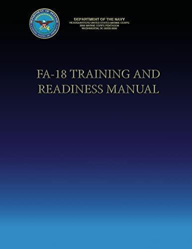 9781491008065: FA-18 Training and Readiness Manual