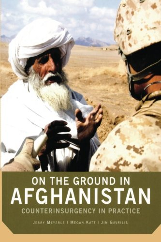 9781491015421: On the Ground in Afghanistan: Counterinsurgency in Practice