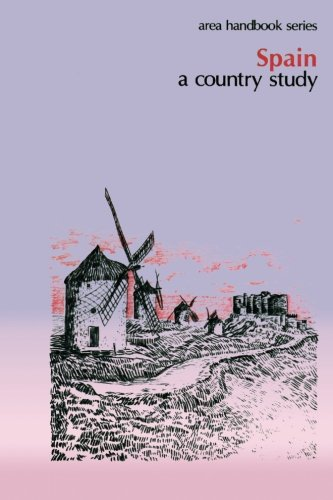 9781491024034: Spain: A Country Study