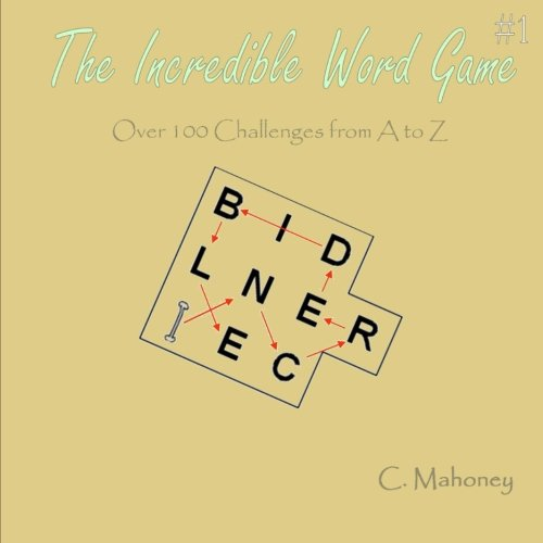 9781491027851: The Incredible Word Game #1