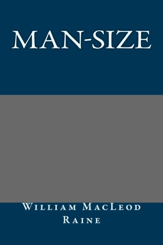 9781491037263: Man-Size
