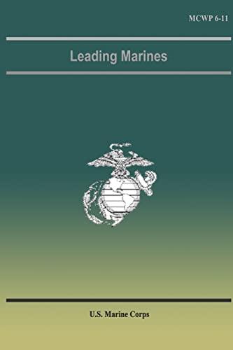 mcwp 6 11 leading marines