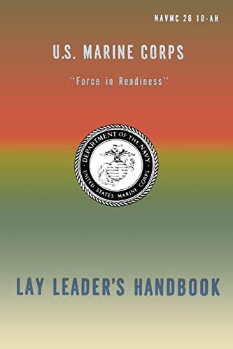 9781491038901: U.S. Marine Corps Lay Leader's Handbook
