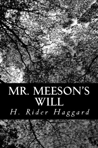 9781491047514: Mr. Meeson's Will