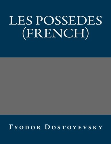 9781491069370: Les possedes (French)