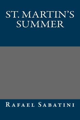 9781491088074: St. Martin's Summer