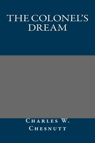 9781491089002: The Colonel's Dream