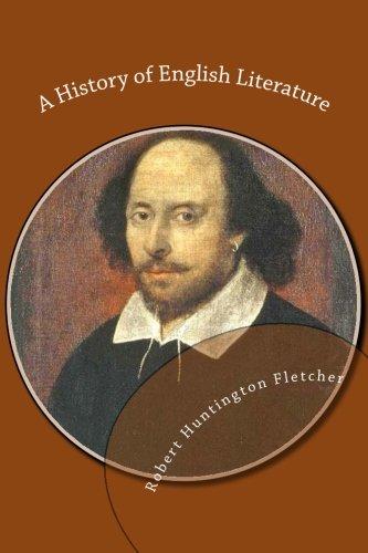 9781491208731: A History of English Literature