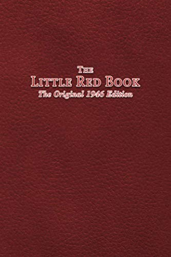 9781491209967: The Little Red Book: The Original 1946 Edition