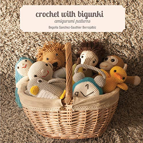 9781491219683: Crochet with bigunki. Amigurumi patterns