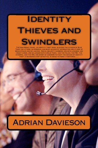 9781491235270: Identity Thieves and Swindlers
