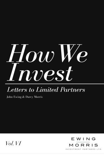 How We Invest (Paperback): MR Darcy Morris