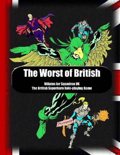 9781491251263: The Worst of British (Squadron UK)