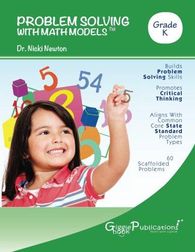 9781491253526: Problem Solving with Math Models ~ Kindergarten