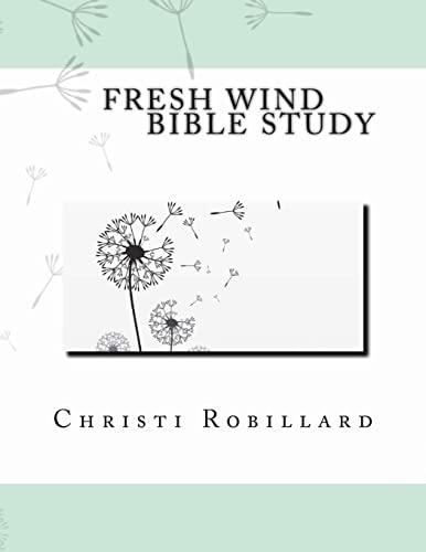 9781491265604: Fresh Wind: Bible Study