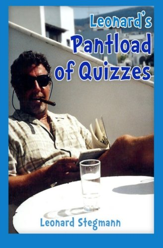 9781491268506: Leonard's Pantload of Quizzes
