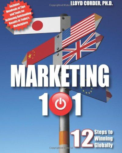 9781491276891: Marketing 101: 5 Steps to Winning Globally
