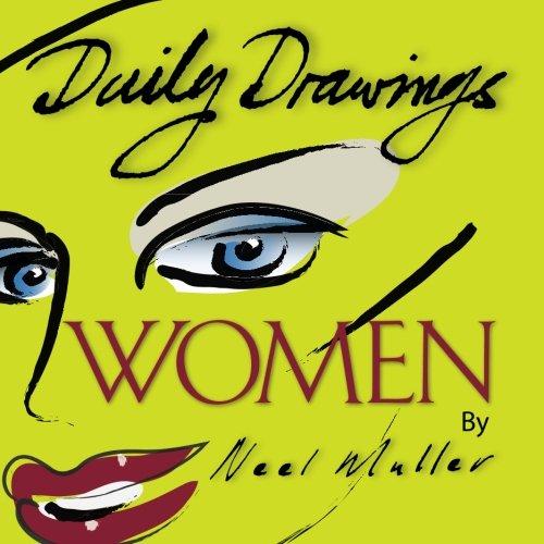 9781491288597: Daily Drawings: Women (Volume 1)