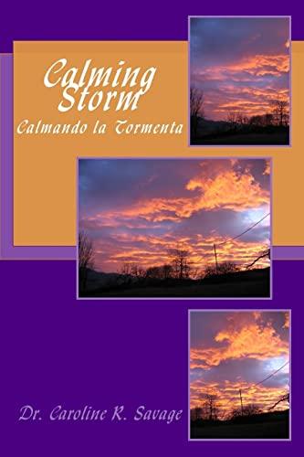 9781491295816: Calming Storm // Calmando la Tormenta