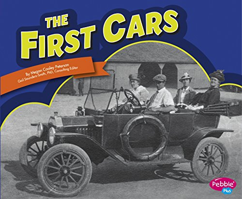 The First Cars (Famous Firsts): Baxter, Roberta