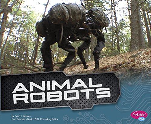 Animal Robots (Cool Robots): Shores, Erika L.