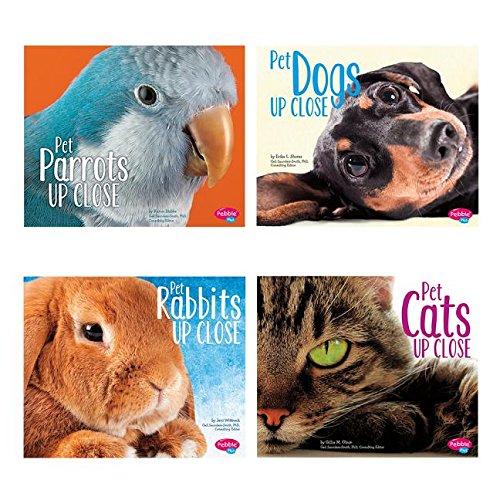 Pets Up Close: Dubke, Karon; Olson, Gillia M.; Wittrock, Jeni; Shores, Erika L.