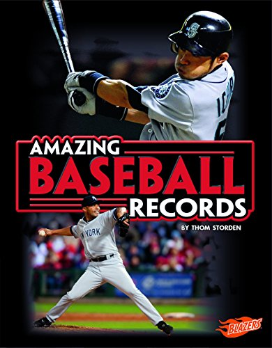 Amazing Baseball Records (Epic Sports Records): Storden, Thom