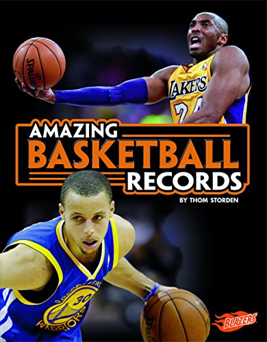 9781491407417: Amazing Basketball Records (Epic Sports Records)