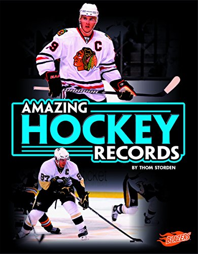 9781491407424: Amazing Hockey Records (Epic Sports Records)