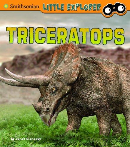 Triceratops (Little Paleontologist): Riehecky, Janet
