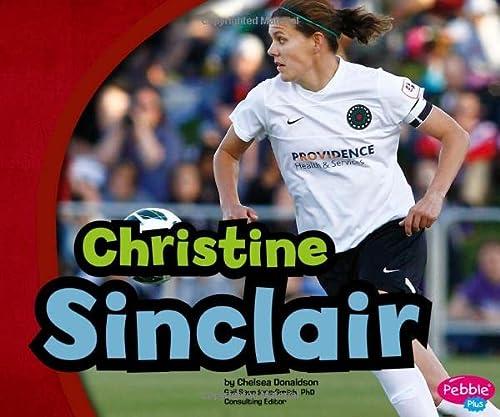 Christine Sinclair (Canadian Biographies): Donaldson, Chelsea