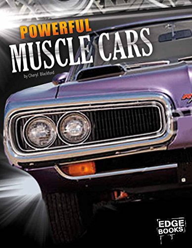 Powerful Muscle Cars (Dream Cars): Blackford, Cheryl