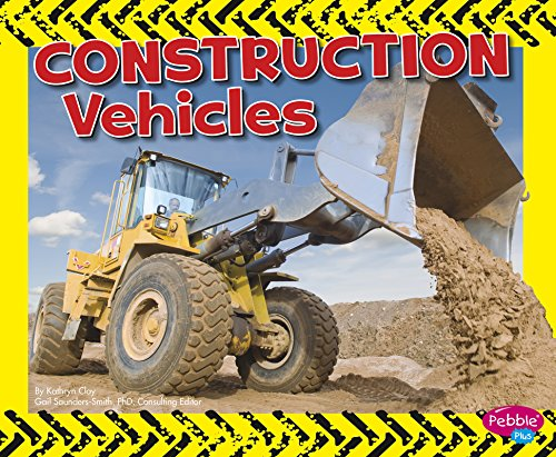 9781491421178: Construction Vehicles (Wild About Wheels)