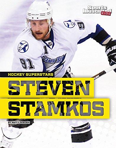 9781491421390: Steven Stamkos (Hockey Superstars)
