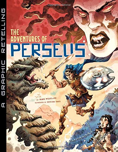9781491422779: The Adventures of Perseus: A Graphic Retelling (Ancient Myths)